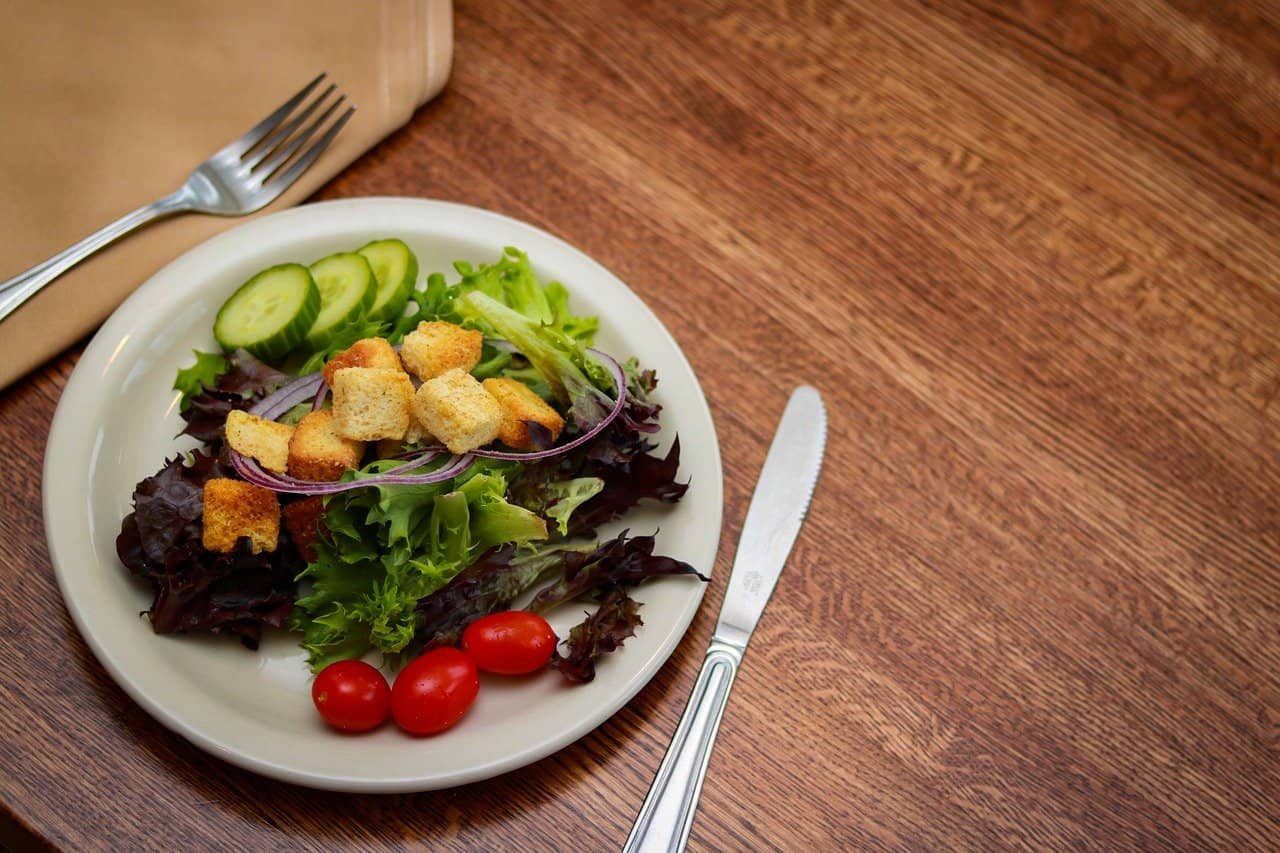 Spring salad recipes for healthy eating
