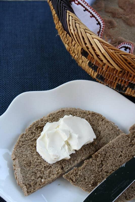 Gluten-free Buckwheat Flatbread