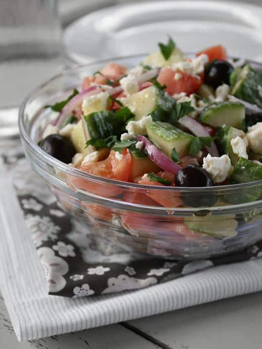 Sheperd's Salad