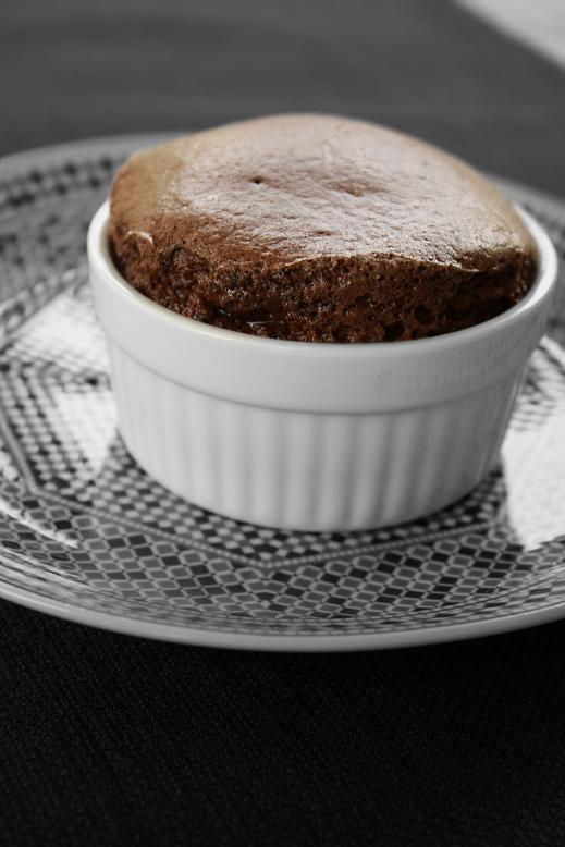 Gingerbread Soufflé