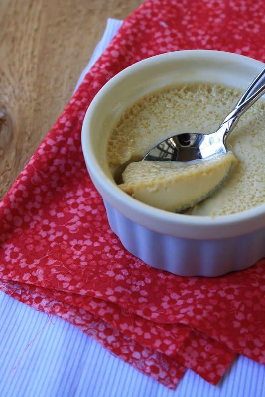 Maple Pots de Crème