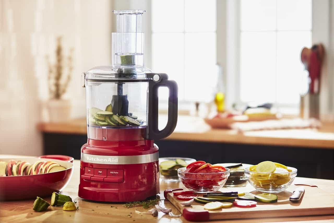 KitchenAid KFP1333CU Food Processor Review