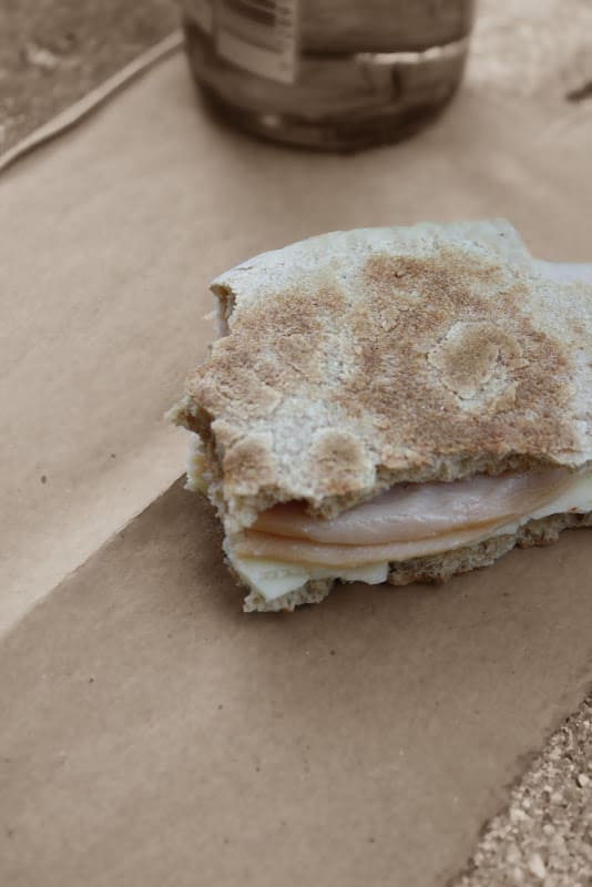 Matlouh bread