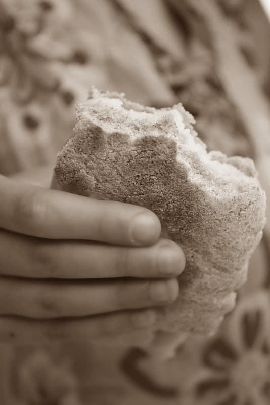 Matlouh sandwich