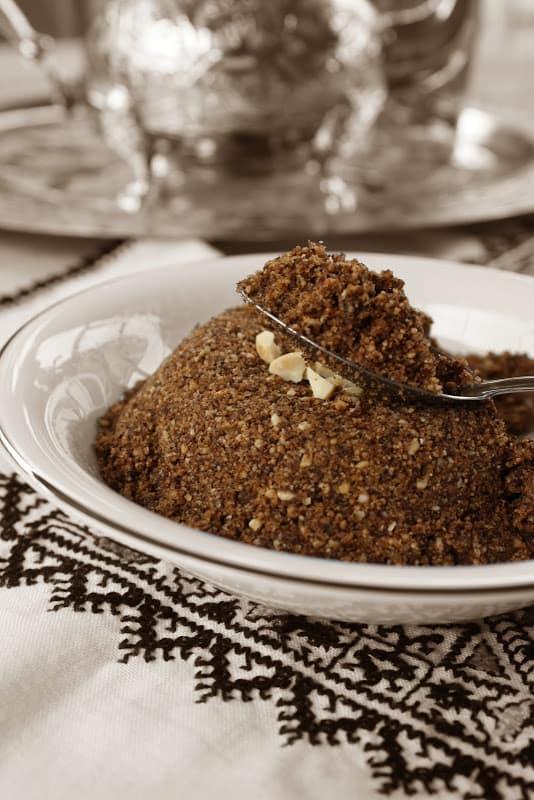 Sfouf (Sellou) and Happy Wishes recipe