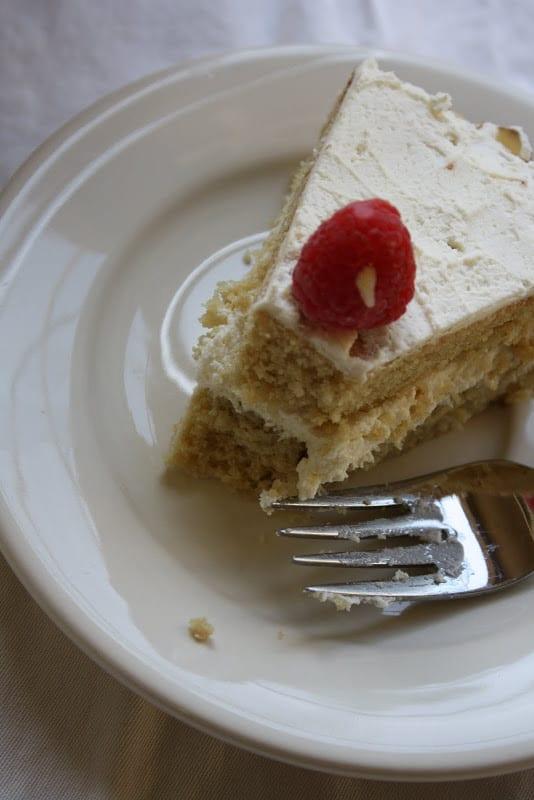 White Bean Cake Preparation