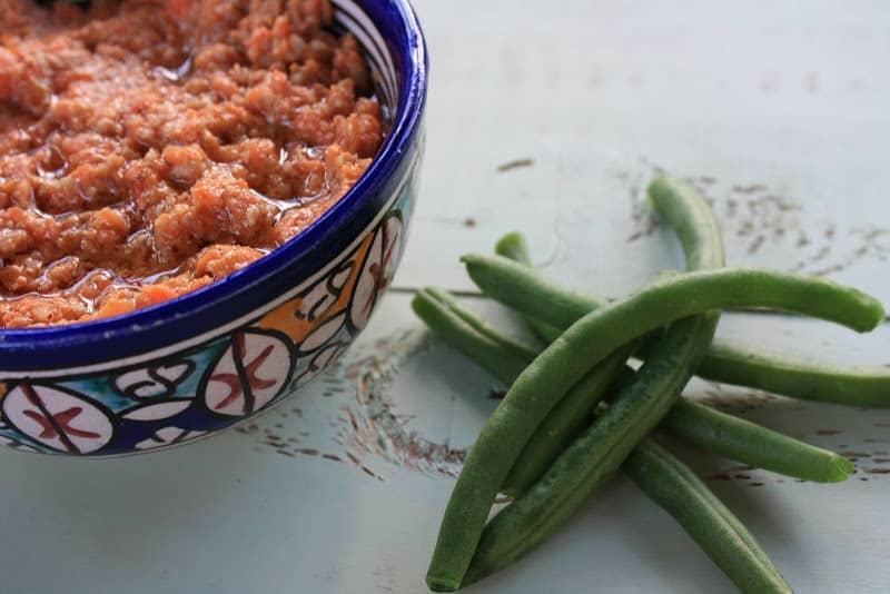 Carrot Skordalia