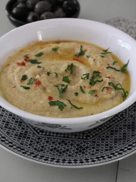 Charred Eggplant Dip (Baba Ghannouj)