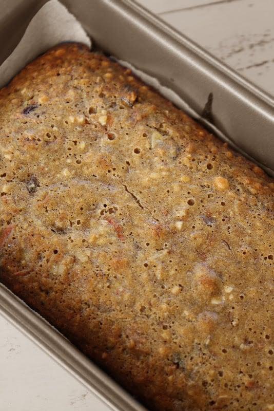 Chickpea Breakfast Bread (Gluten-Free)