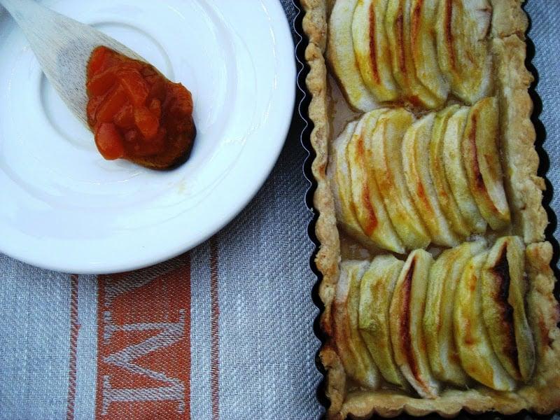 Classic Apple Tart recipe