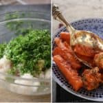 Fish Ball and Carrot Tagine