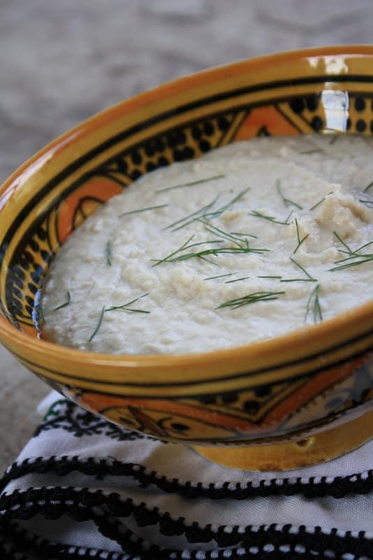 Fennel Hummus