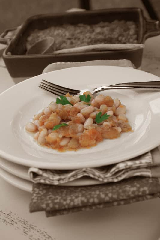 White Bean Casserole