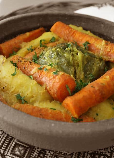 All Vegetable Tagine Recipe